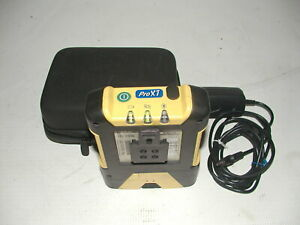Trimble Gps Pathfinder Pro Xt With Battery Case Charger Leica Topcon Sokkia