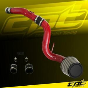 For 16 20 Honda Civic 1 5l Turbo 4cyl Red Cold Air Intake Stainless Filter