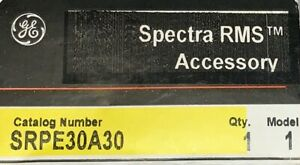 General Electric Srpe30a30 Spectra Rms Srpe 30 Amp Rating Plug
