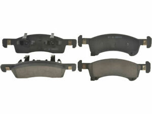 Front Brake Pad Set For 2003 2006 Ford Expedition 2004 2005 N738zv Psc Ceramic