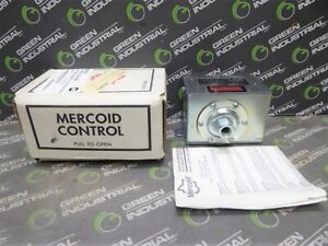 New Mercoid Control Ap 153 36 Pressure Switch 1 8 Hp 120 240 V
