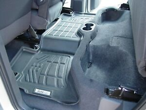 2nd Row Sure Fit Floor Mats 2019 Dodge Ram 1500 Classic Quad Cab