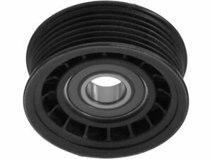 Grooved Pulley Accessory Belt Idler Pulley For Chevy Silverado 2500 Hd S238wf