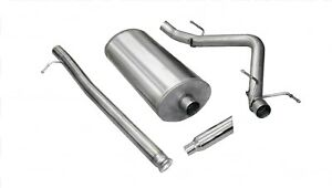 Corsa Performance 24905 Sport Cat Back Exhaust System
