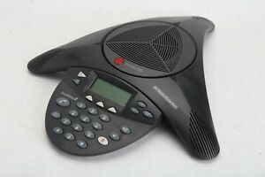 Polycom Soundstation 2 Expandable Conference Phone 2201 16200 001