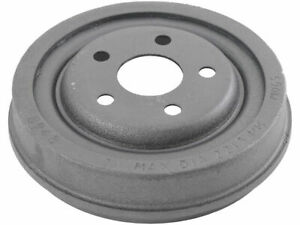 Rear Brake Drum For 1985 1987 Dodge Omni Glh 1986 D968mj
