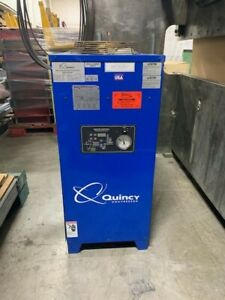 Quincy Refrigerated Air Dryer Model Qnpc 250