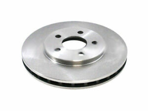Front Brake Rotor For 1985 1986 Dodge Omni Glh W981pz Disc Brake Rotor 5 Lug