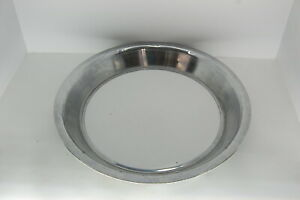 69 1969 Ford Beauty Ring 14 Wide 2 Deep Original Oem Hubcap
