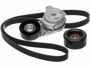 Serpentine Belt Drive Component Kit For 2002 2009 Chevy Trailblazer P136rm