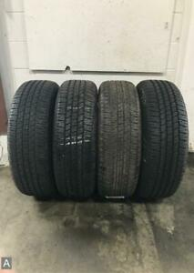 4x Take Off P275 65r18 Goodyear Wrangler Fortitude Ht 11 12 32 Used Tires