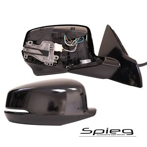 Side Mirror For Honda Accord Power Heated Signal Lamp Cam Hole Passenger Right