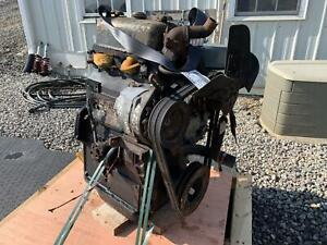 1957 Bay City Detroit Diesel 2 71 Engine Power Unit Industrial Diesel Engine