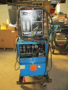 Miller Syncrowave 250 Thermal Dynamics Wc100b Plasma Welding Counsel W Torch