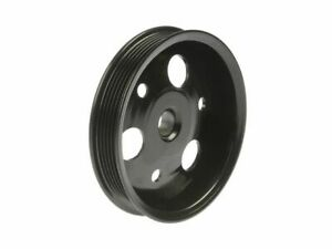 Power Steering Pump Pulley For 1997 2008 Pontiac Grand Prix 3 8l V6 2002 S429hy