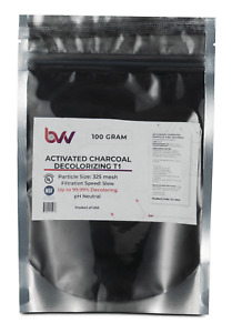 Bvv Activated Charcoal Decolorizing T1