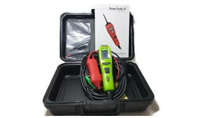Power Probe 4 Pp405as Iv 9 Mode Diagnostic Circuit Tester Tool Green Ppiv
