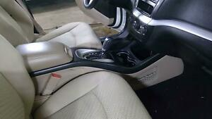 12 17 Dodge Journey Center Floor Console Assembly Leather Arm Rest