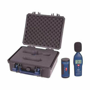 Reed Instruments R8050 kit Sound Level Meter Calibrator Kit Class 2
