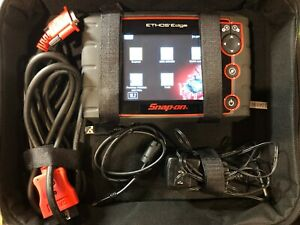 Snap On Eesc332a Ethos Edge Scan Tool And Software 18 2