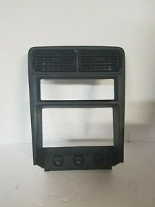 99 04 Ford Mustang Center Dash Vents Radio Bezel Cd Player Heater Control Oem