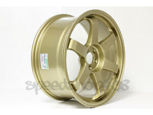 Rota Grid Wheels Gold 18x8 5 44 5x114 3 For Civic Tsx Tl Tlx Accord Lexus
