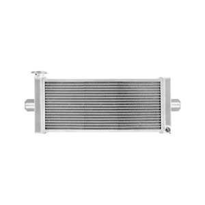 Aluminum Heat Exchanger For Air To Water Intercooler 21x8x2 25 Inch Supercharger