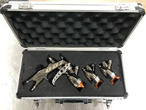 Dura Block 007 Hvlp Detachable Head Spray Gun System