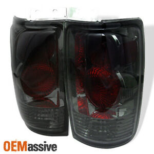 Fits Smoked 97 02 Ford Expedition Sport Suv Tail Brake Lights Lamps Left Right