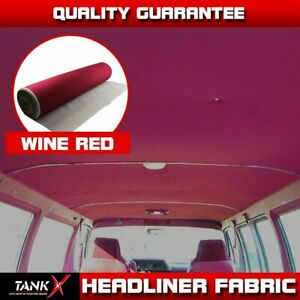 150 X60 Auto Marine Replace Decorate Headliner Fabric Backing Foam Material