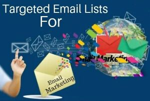 1 Billion Worldwide Email Lists Database Active Vip High Quality Package B2b b2c