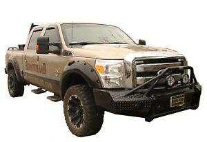 Ranch Hand Bsf111bl1 Summit Bullnose Series Front Bumper