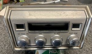 1967 Chevy Chevelle Corvair Impala Delco Radio 8 Track Stereo Player 7300481