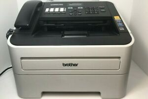 Brother Fax 2840 Intellifax 2840 Fax2840 G3 High speed Laser Fax Machine
