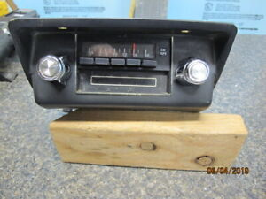 1976 Ford Am 8 Track Tape Model D6ea 19a242 Very Nice Clean Reduced