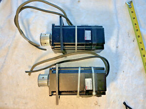 2 Lot excellent Condition Mcg Servo Motor 31 03011 Safety Switches Workin