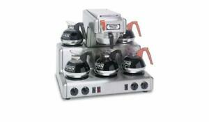 Bunn Rtf 35 Five Burner Coffee Brewer With Faucet