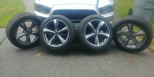 2015 2019 Mustang Tires And Wheels Oem