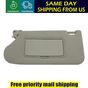 New Driver Left Sun Visor Shade Lighted Mirror 96401 3ta2a For Nissan Altima Us