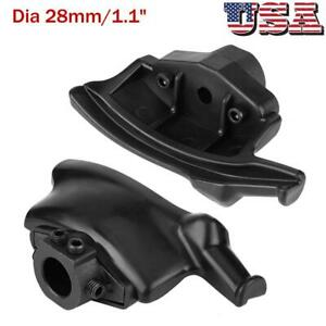 Tire Changer Machine Plastic Nylon Mount Demount Duck Head Tool Dia 28mm 1 1 Us