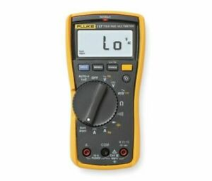 Fluke 117 Electrician s Multimeter With Non contact Voltage Backlit Lcd
