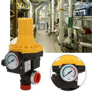 Ip65 Automatic Water Pump Pressure Switch Electric Controller 10bar High Quality