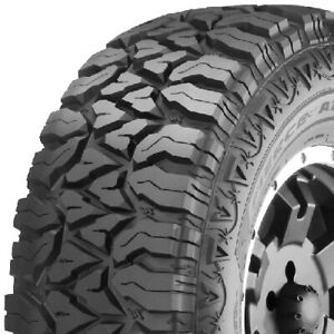 Goodyear Fierce Attitude M t Lt275 70r18 125p Bsw All season Tire