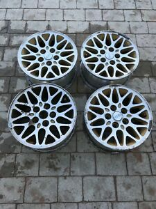 1993 1998 Jeep Grand Cherokee Zj Cherokee Xj Gold Snowflake teardrop Wheels