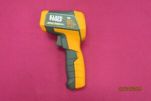 Klein Tools Ir5 Dual laser Infrared Thermometer Temp Range 22 To 752 Degrees