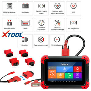 Obd2 Xtool X100 Pad Car K ey Programmer With Oil Rest Tool Odo meter Adjustment