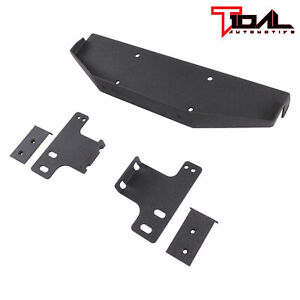 Tidal Winch Mounting Plate 12000 Lbs Capacity Fit 07 18 Jeep Wrangler Jk