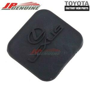 Genuine Lexus Factory Oem Trailer Tow Hitch Rubber Cover Plug 00228 60966