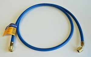 Yellow Jacket 21260 Hav 60 Blue Hvac Charging Hose 60 Suitable For R410a