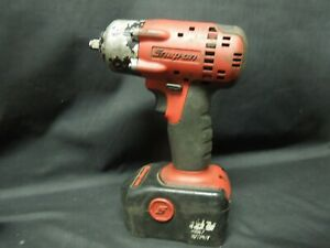 Snap On Ct4418 3 8 18v Cordless Impact Wrench Battery